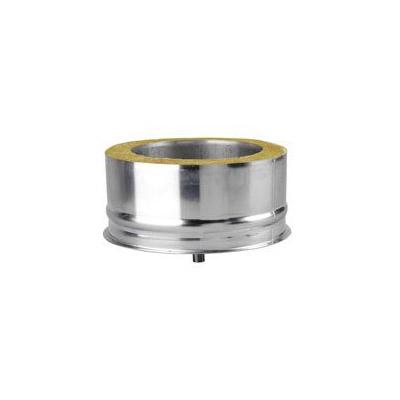 Komínová kondenzační jímka DN 130 mm, izolace 30 mm