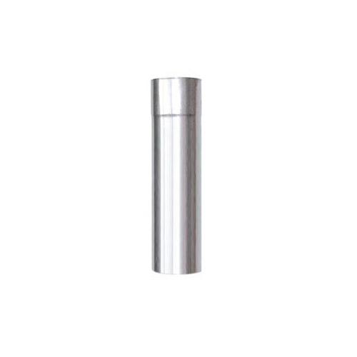 Nerezová komínová vložka, délka 500 mm