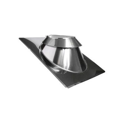 Komínový střešní přechod, DN130 mm, sklon 30-50°, pro systémy s izolací 30 mm