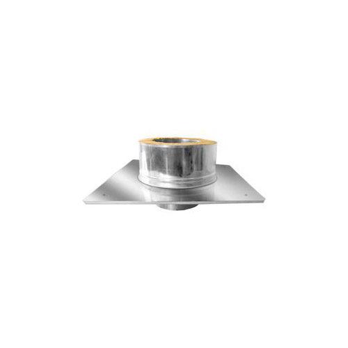 Nerezový izolovaný střešní přechod, izolace 50 mm