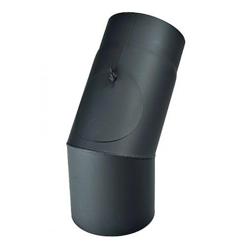 Koleno s čistícím otvorem 160/45°/2 mm
