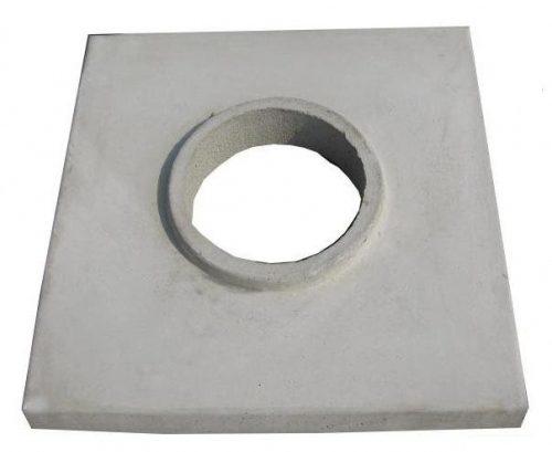 Komínová krycí deska pro jednokomín KD 250 - PD