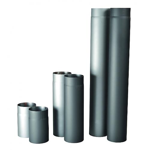 Kouřová roura 125/250/2 mm