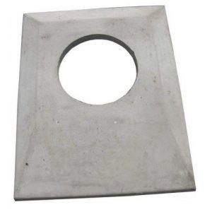 Komínová krycí deska pro jednokomín s VŠ  KDW 250 - PD