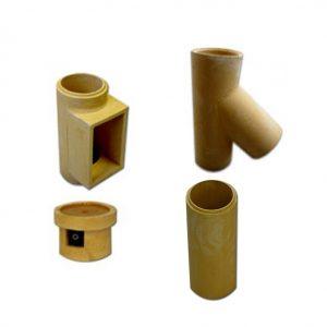 Šamotové vložky Keramika Letovice