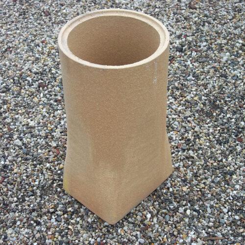 Šamotový přechod, 155 x 215 mm na průměr 200 mm
