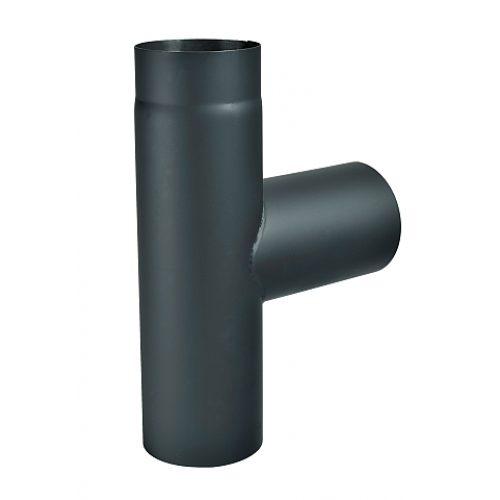 Ocel. kouřovod T - kus