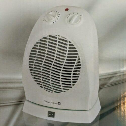 Teplovzdušný otočný ventilátor TH FH2014