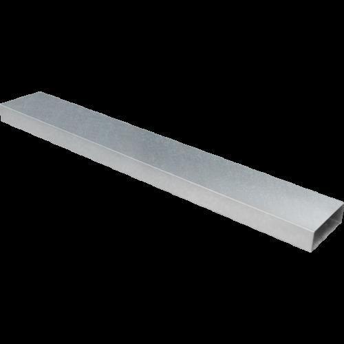 Plochy kanál, 150×50 mm