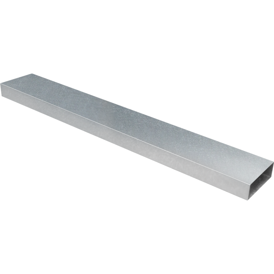 Plochy kanál, 150x50 mm