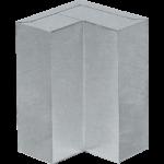 Koleno externího vzduchu stěna – strop