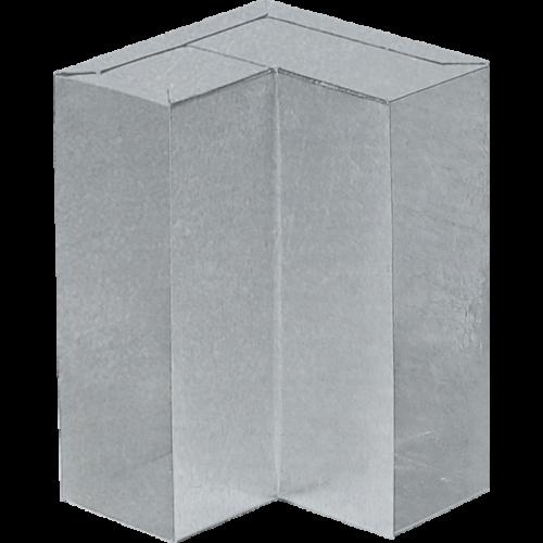 Koleno externího vzduchu stěna - strop