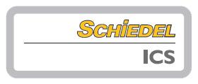 Nerezové komíny Schiedel ICS