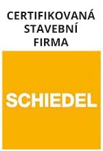 Certifikovaná stavební firma Schiedel