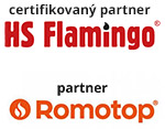 Partner Romotop a HS Flamingo