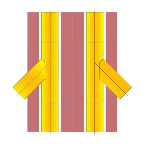SUPER BLOK Passive 160/45° + 180/45°