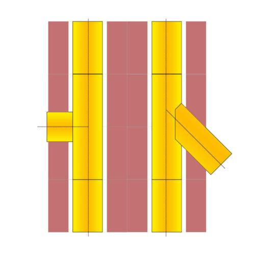 SUPER BLOK Passive 160/90° + 160/45°