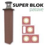 Komíny SUPER BLOK Passive