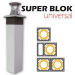 Komíny SUPER BLOK Universal